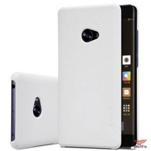 Изображение Пластиковый чехол для Xiaomi Mi Note 2 белый (Nillkin)