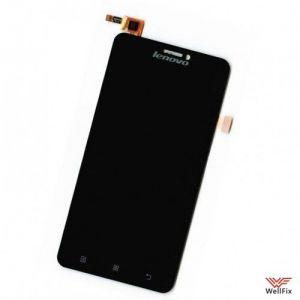 Дисплей Lenovo S850 с тачскрином