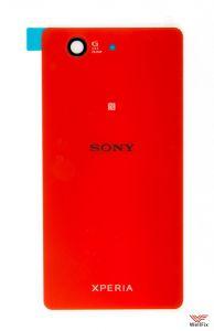 Крышка аккумулятора Sony Xperia Z3 Compact D5803 красная