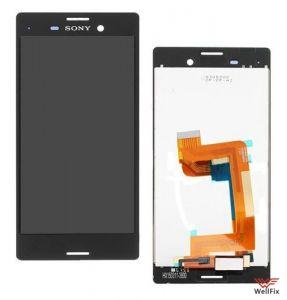 Дисплей Sony Xperia M4 Aqua с тачскрином