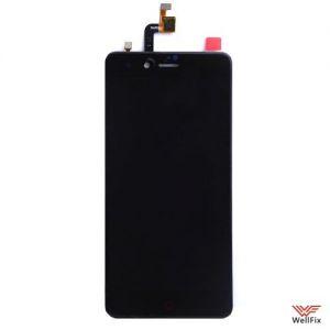 Дисплей ZTE Nubia Z11 mini с тачскрином черный