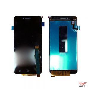Изображение Дисплей Lenovo K5 в сборе черный