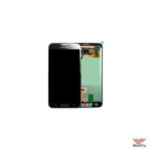 Дисплей Samsung Galaxy S5 mini SM-G800F с тачскрином черный