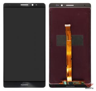 Дисплей Huawei Mate 8 с тачскрином черный