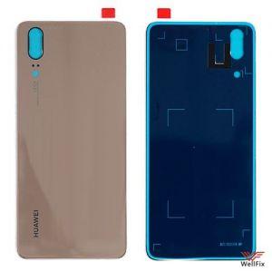 Изображение Задняя крышка Huawei P20 золотая