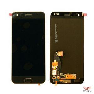 Изображение Дисплей для Asus ZenFone 4 Pro ZS551KL в сборе черный