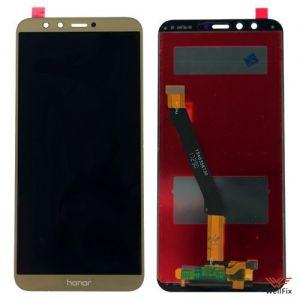Изображение Дисплей для Huawei Honor 9 Lite в сборе золотой