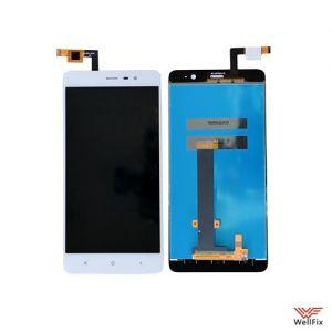 Дисплей Xiaomi Redmi Note 3 Pro SE с тачскрином белый