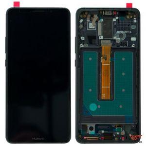 Изображение Дисплей для Huawei Mate 10 Pro в сборе черный
