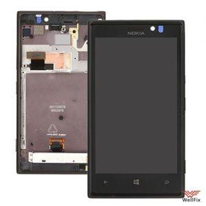 Дисплей Nokia Lumia 925 с тачскрином