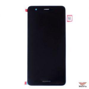 Изображение Дисплей для Huawei Nova в сборе черный