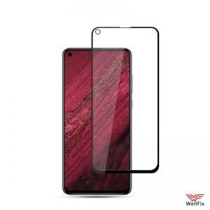 Изображение Защитное 3D стекло для Huawei Honor View 20 / Nova 4 черное