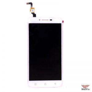 Дисплей Lenovo Vibe K5 Plus с тачскрином белый