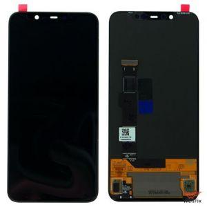 Изображение Дисплей для Xiaomi Mi8 в сборе черный