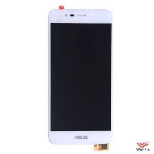 Изображение Дисплей для Asus Zenfone 3 Max ZC520TL в сборе белый