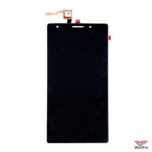 Изображение Дисплей для Lenovo Phab 2 Plus в сборе черный