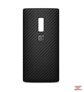 Изображение Задняя крышка для OnePlus 2 черная
