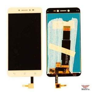 Изображение Дисплей Asus ZenFone Live ZB501KL в сборе белый