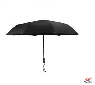 Изображение Зонт Xiaomi Pinlo Folding Umbrella (LSDQYS01XM) черный