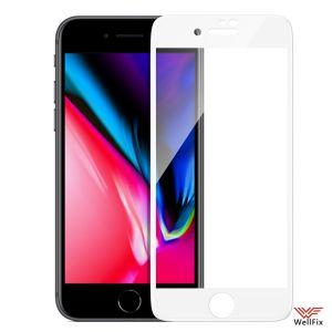 Изображение Защитное 5D стекло для Apple iPhone 7, 8 белое