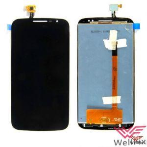 Дисплей Alcatel Pop S9 7050 с тачскрином