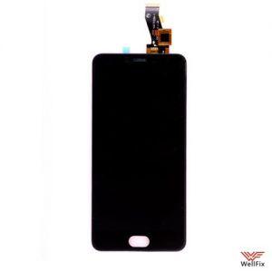 Дисплей Meizu M3s mini с тачскрином черный
