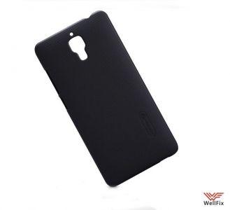 Изображение Пластиковый чехол для Xiaomi Mi4 черный (Nillkin)