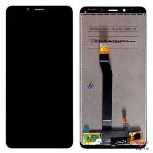 Изображение Дисплей Xiaomi Redmi 6 / 6a в сборе черный