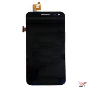 Дисплей Zopo ZP998 с тачскрином черный