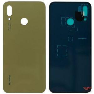 Изображение Задняя крышка Huawei P20 Lite золотая