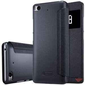 Изображение Чехол-книжка для Xiaomi Mi5s черный (Nillkin)