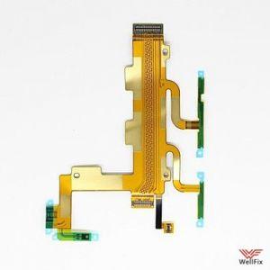 Шлейф Sony Xperia C3 D2533 / Xperia C3 dual D2502 на кнопки и микрофон