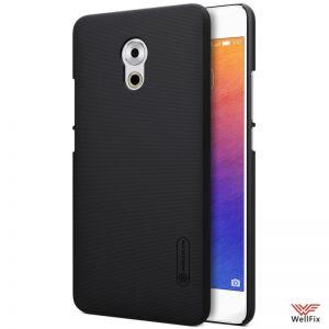 Изображение Пластиковый чехол для Meizu Pro 6 Plus черный (Nillkin)