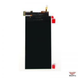 Дисплей Huawei Ascend P2 с тачскрином черный