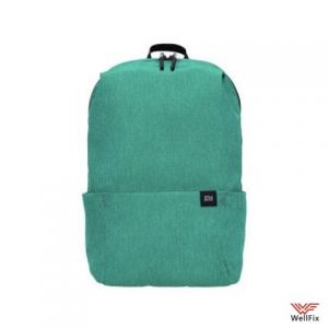 Изображение Рюкзак Xiaomi Mi Colorful Small Backpack зеленый
