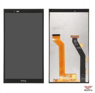 Дисплей HTC One E9+ с тачскрином