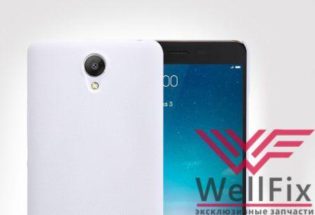 Чехол Xiaomi Redmi Note 2 белый (Nillkin, пластик)