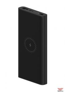 Изображение Внешний аккумулятор Xiaomi Mi Wireless Charger 10000mAh WPB15ZM черный