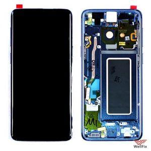 Изображение Дисплей Samsung Galaxy S9 SM-G960F в сборе синий