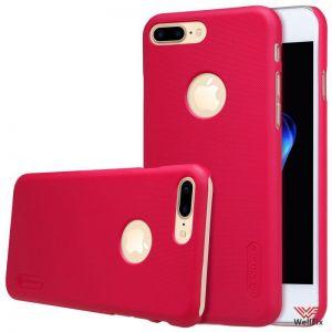 Чехол Apple iPhone 7 Plus красный (Nillkin, пластик)
