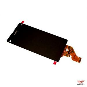 Дисплей Sony Xperia Z1 Compact D5503 с тачскрином