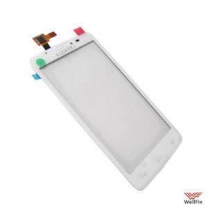 Тачскрин Alcatel OneTouch Scribe Easy 8000D белый