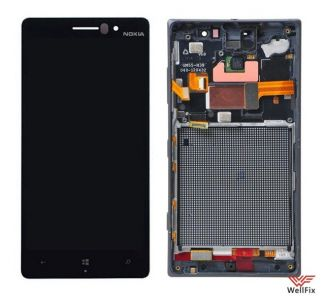 Дисплей Nokia Lumia 830 с тачскрином