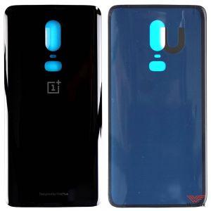 Изображение Задняя крышка OnePlus 6 черная