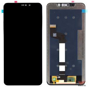 Изображение Дисплей Xiaomi Redmi Note 6 Pro в сборе черный