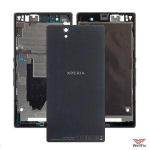 Корпус Sony Xperia Z (C6603) черный