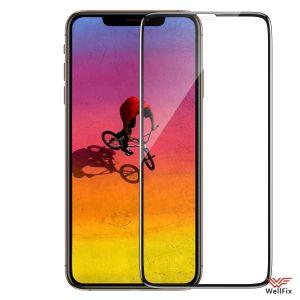 Изображение Защитное 5D стекло для Apple iPhone XS Max черное