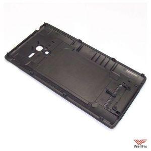 Крышка аккумулятора Sony Xperia ZL L35h (c6502) черная