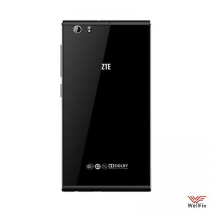 Изображение Задняя крышка ZTE Star 1 черная