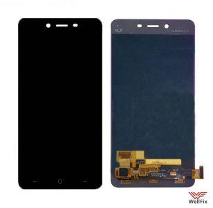 Дисплей OnePlus X с тачскрином черный